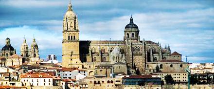 Salamanca Maps